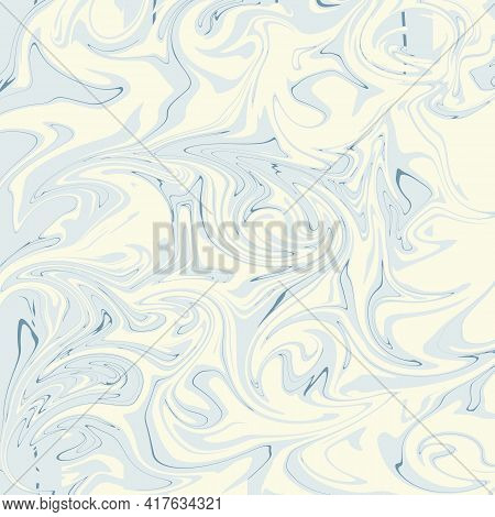 Abstract Background For Creating Graphic Compositions Based On Associations