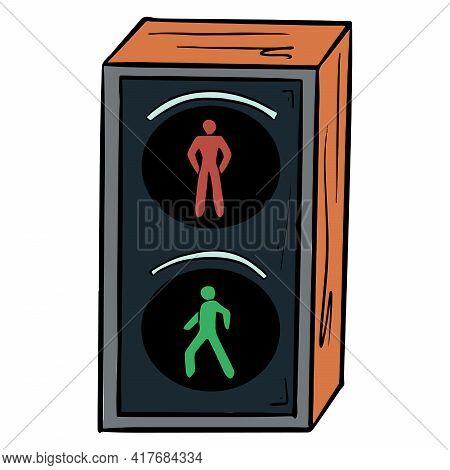 Traffic Light. Rugelator Road Traffic. Traffic Light For Transport. Lunar Traffic Light. Cartoon Sty