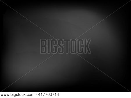 Vector Dark Concrete Cement Wall Texture For Background Vector Illustration