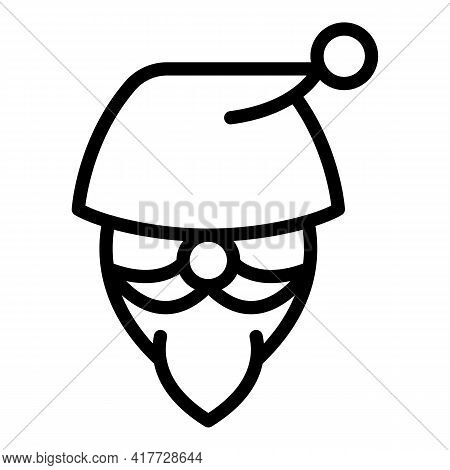 Gardening Dwarf Icon. Outline Gardening Dwarf Vector Icon For Web Design Isolated On White Backgroun