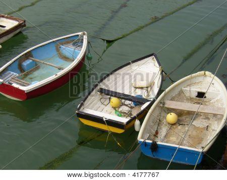 Waiting Boats