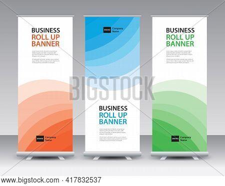 Roll Up Banner Design-61