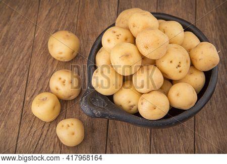 Solanum Phureja - Organic Yellow Creole Potato
