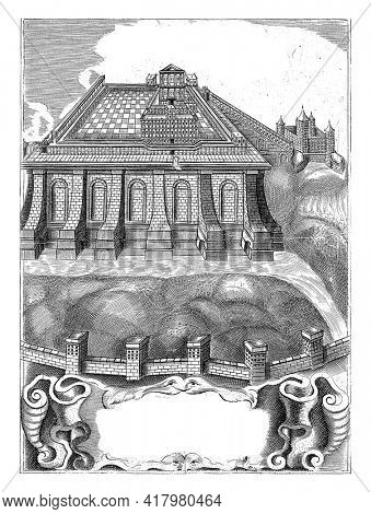 The great and noble Temple Salominis, Hendrik Udemans, 1659