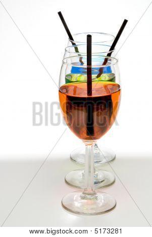 Colorful Wine