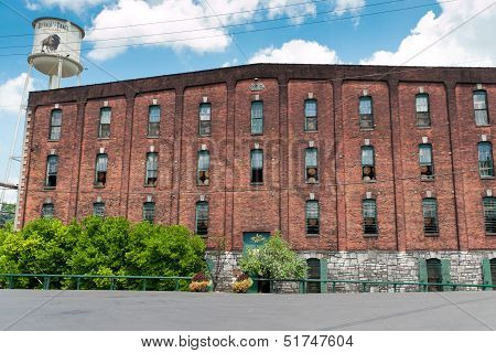 Buffalo Trace Distillery In Frankfort, Kentucky, Usa