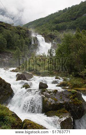 Norwegian Falls