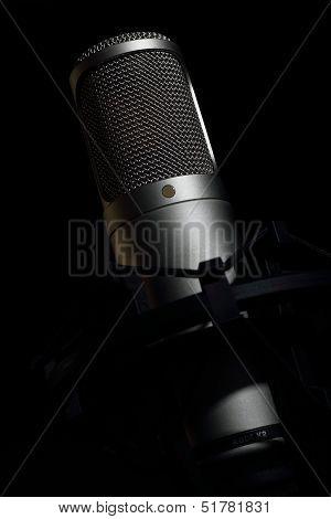 Tube Condenser Studio Microphone