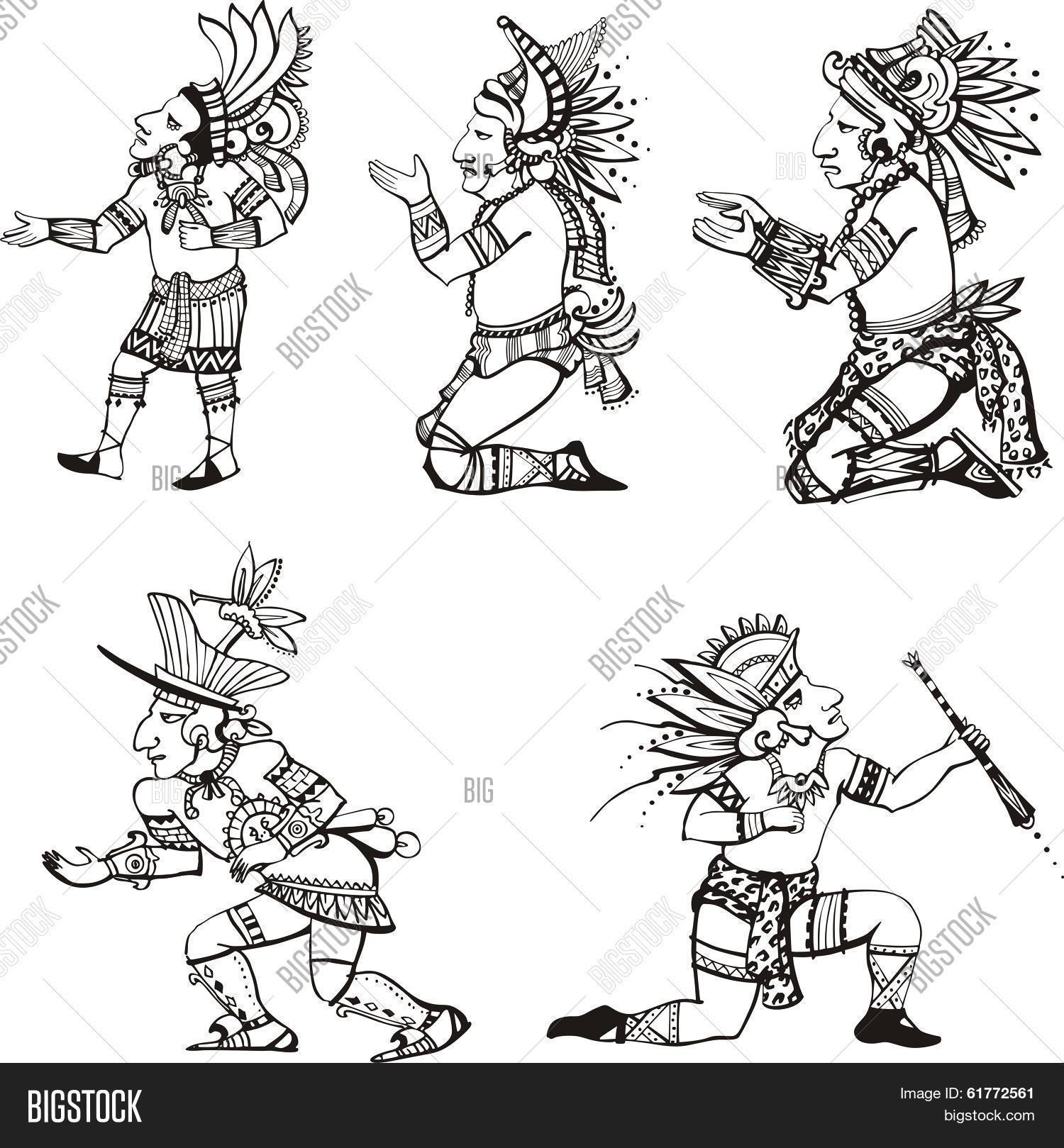 Free Maya Characters