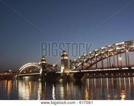 Saint-Petersburg. White Nights
