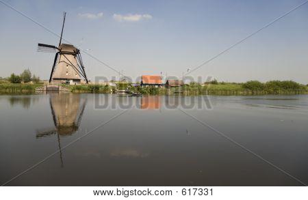 Dutch Windmill 17