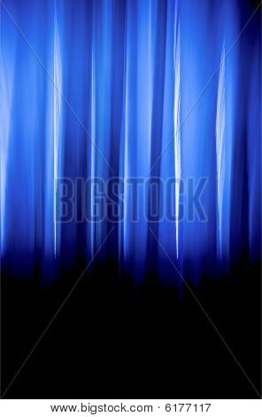 Blue, Abstract