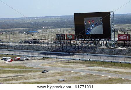 Texas Motor Speedway HD screen