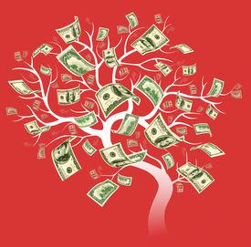 Dollar Tree Red