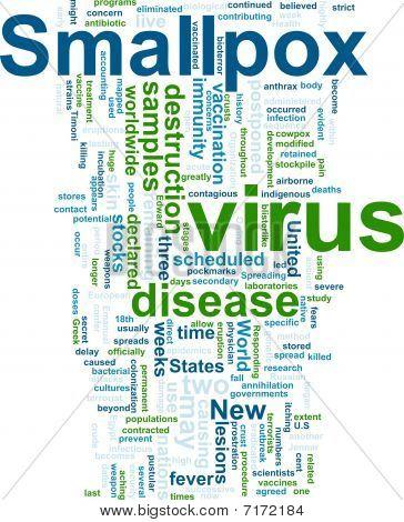 Smallpox Word Cloud