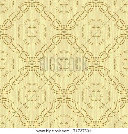 calligraphy decorative seamless background