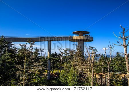 Clingmans Dome Summit