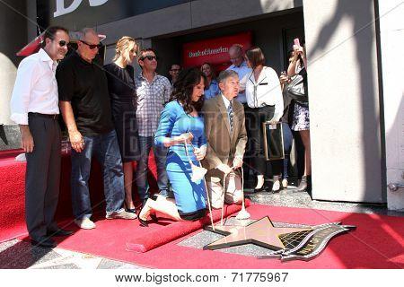 LOS ANGELES - SEP 9:  Katey Sagal, Speakers at the Katey Sagal Hollywood Walk of Fame Star Ceremony at Hollywood Blvd. on September 9, 2014 in Los Angeles, CA