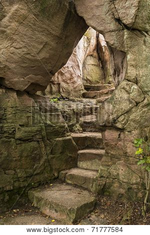 Stone Steps Arch
