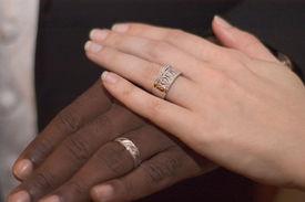 Hochzeits-Ringe