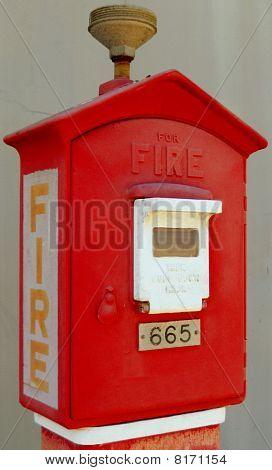 Feuermeldeapparate