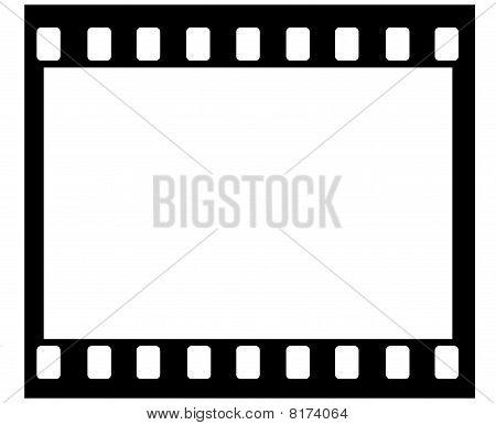 35 Mm Film Frame