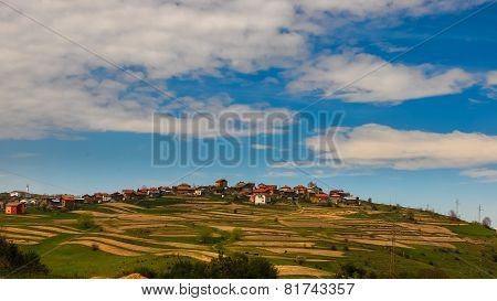 Bulgarian Village.
