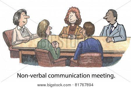 Unusual Team Meeting