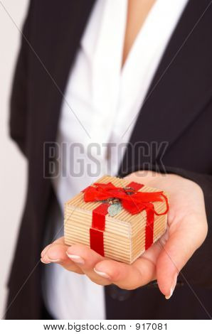 Here Is Your Gift
