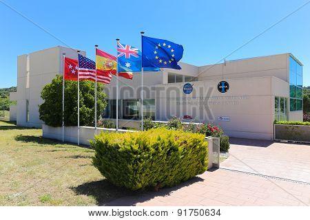 Madrid Deep Space Communications Complex Nasa