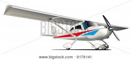 Modern Sporting Plane