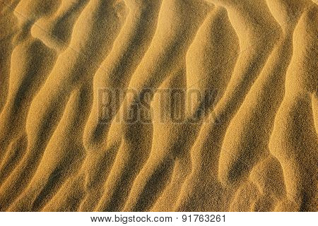 Wavy Sand Pattern