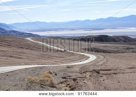 Artist's Drive View