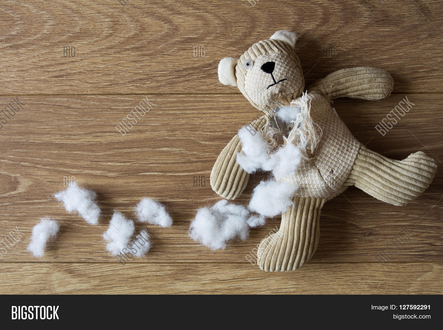 Sad abandoned childs image photo free trial bigstock a sad abandoned childs teddy bear with his stuffing removed and laying on a cold thecheapjerseys Gallery