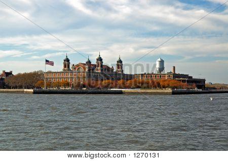 Ellis Island Nyc