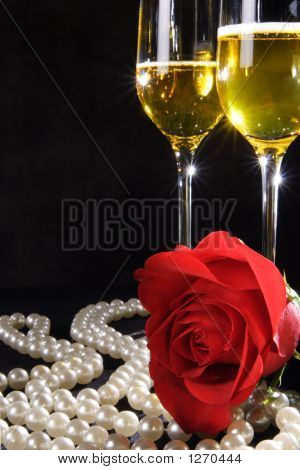 Rose And Champagne