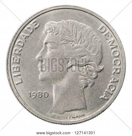 Escudo Silver Coin