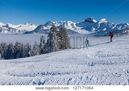 Ibergeregg, Schwyz, Switzerland