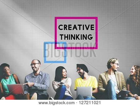 Creative Thinking Ideas Innovation Creativity Concept