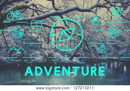 Adventure Destination Experience Journey Travel Concept