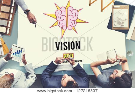 Vision Inspiration Motivation Target Concept