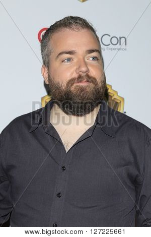 LAS VEGAS - APR 12:  David Sandberg at the Warner Bros. Pictures Presentation at CinemaCon at the Caesars Palace on April 12, 2016 in Las Vegas, CA