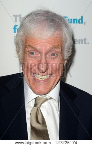 LOS ANGELES - APR 24:  Dick Van Dyke at the Professional Dancers Society's Annual Gypsy Awards Luncheon at the Beverly Hilton Hotel on April 24, 2016 in Beverly Hills, CA