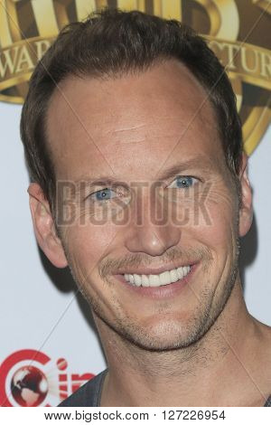 LAS VEGAS - APR 12:  Patrick Wilson at the Warner Bros. Pictures Presentation at CinemaCon at the Caesars Palace on April 12, 2016 in Las Vegas, CA