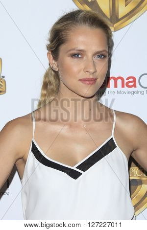 LAS VEGAS - APR 12:  Teresa Palmer at the Warner Bros. Pictures Presentation at CinemaCon at the Caesars Palace on April 12, 2016 in Las Vegas, CA