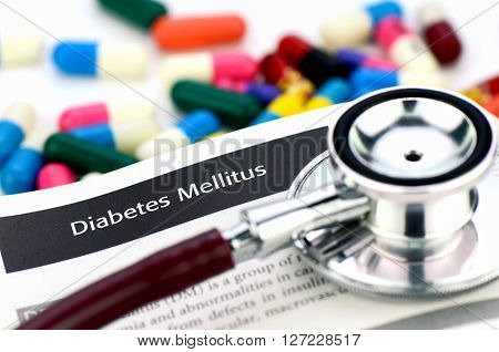 Diabetes Diagnostic And Treatment.