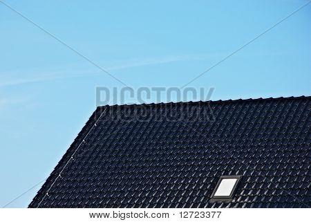 black roof top