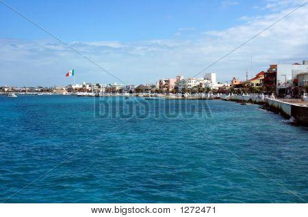 Cozumel Mexico Bay
