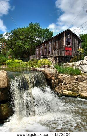 Mill And Falls