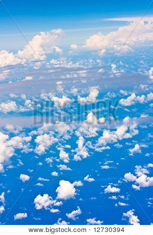Clouds Daylight Background